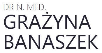 Doktor nauk medycyny Grażyna Banaszek